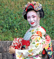 Geisha (fake)
